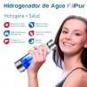Hydrogénateur d'eau, bouteille d'eau alcaline portable - 1