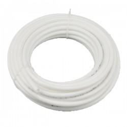 "Tube blanc (10 mètres) à l'osmoseur 1/4 """