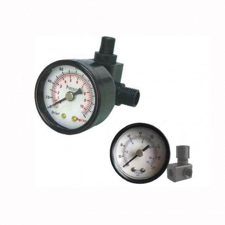 Kit de manomètre complet à intégrer dans votre osmoseur - 1