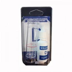 Test de dureté de l'eau - 1