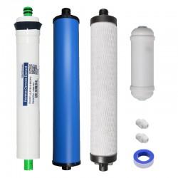 Filtres de remplacement pour votre osmoseur Culligan Aqua Cleer ou AC30, Erie Microline ou CLACK