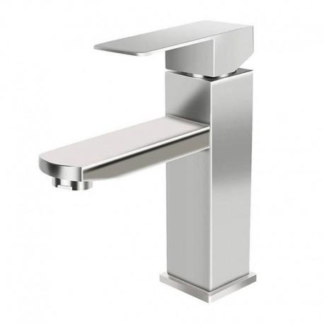 Robinet de lavabo carré monocommande