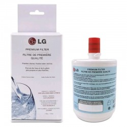 Filtre de réfrigérateur américain interne LG (LT500P) ou 5231JA2002A fabriqué par 3M pour LG
