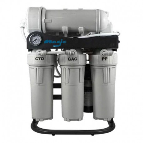 ROBIG Osmoseur Flux direct 1 litre minute pour les grands aquariums - 1