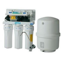 Osmoseur domestique 5 étapes avec pompe booster GENIUS