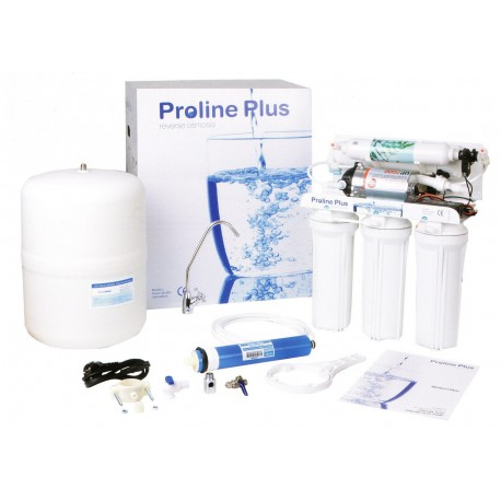 Proline plus osmoseur résidentiel 5 étapes avec pompe booster - 1